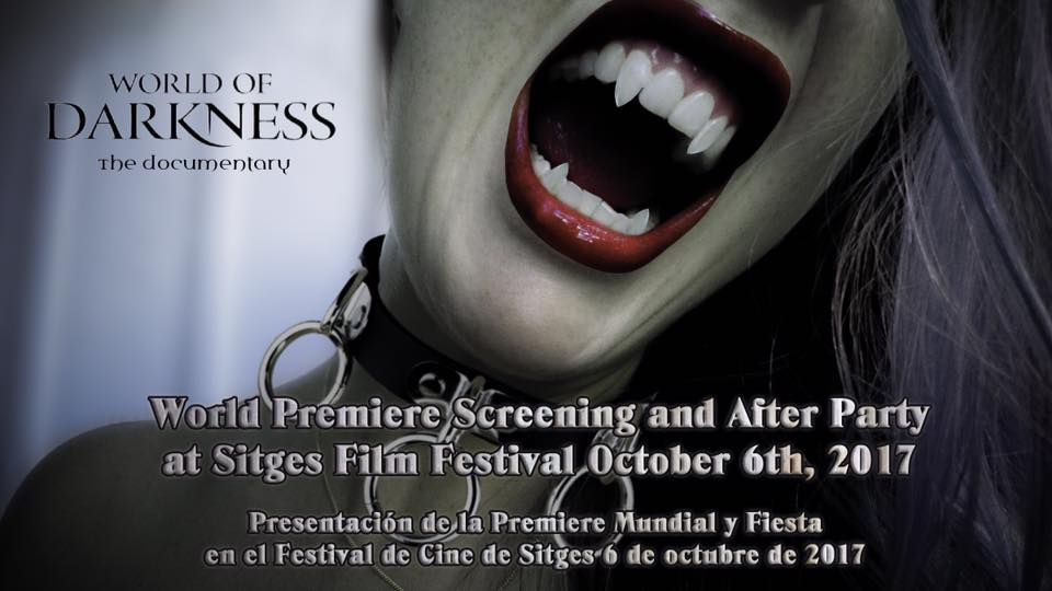 World of Darkness - Sitges