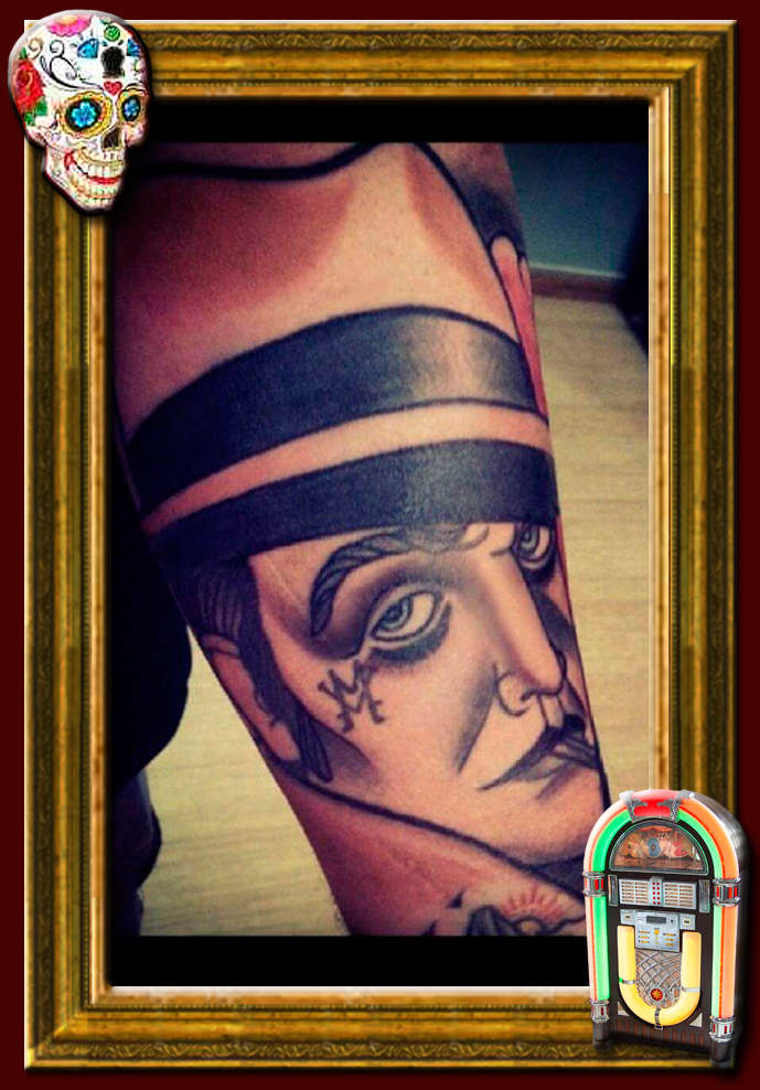 Criminals Tattoo madriz