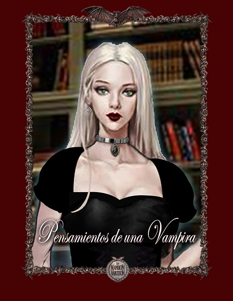 Pensamientos de una Vampira